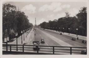 Berlin - Ost-West-Achse 1942