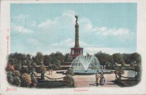 Berlin - Siegessäule 1908
