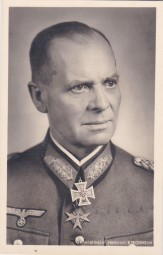 Ritterkreuzträger - Generalmajor Heinrich Kirchheim
