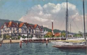 Kiel - Logierhaus des Kaiserlichen Yachtklubs
