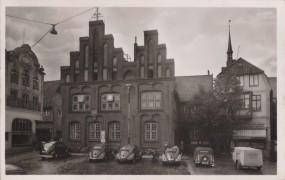Rendsburg - Altes Rathaus 1956