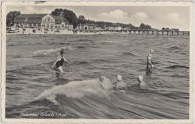Ostseebad - Grömitz i. Holstein 1937