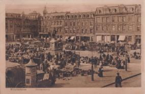 Wilhelmshaven - Bismarckplatz 1917