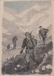 Gebirgsjäger 1940