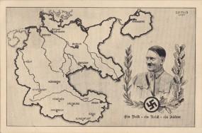 Zum Gedenken an die Heimkehr der Ostmark ins Reich 1938