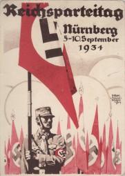 Reichsparteitag der N.S.D.A.P. 1.-3. September 1933 Nürnberg
