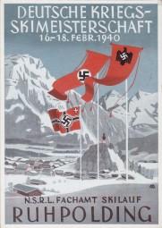 Deutsche Kriegs-Skimeisterschaft 1940 - Ruhpolding
