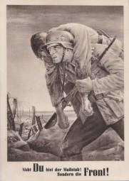 Nicht du bist der Maßstab! Sondern die Front! 1943