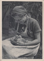 Reichsarbeitsdienst für die weibliche Jugend - Hans Retzlaff - Die Arbeitsmaid