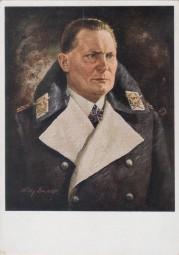 Willy Exner - Herman Göring