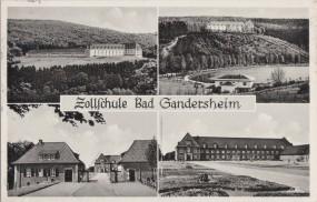 Bad Gandersheim - Zollschule 1958