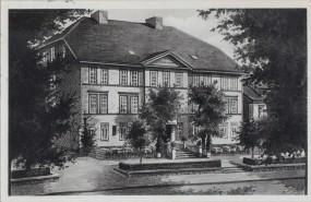 Clausthal-Zellerfeld I (Harz) - Hotel zum Goldenen Krone 1933