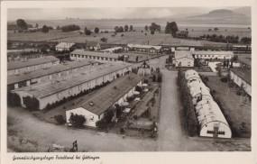Grenzdurchgangslager Friedland bei Göttingen