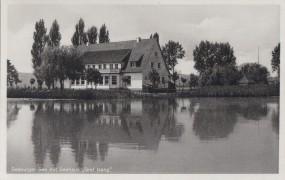 Seeburger See (Eichsfeld) mit Seehaus