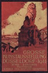 Düsseldorf - 1911