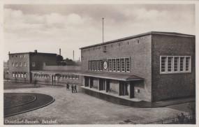 Düsseldorf-Benrath - Bahnhof 1933