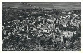 Lechenich Bez. Köln - Orig. Fliegeraufnahme