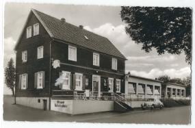 Gaststätte Schümmer - Neschen/Rhid. bei Altenberg