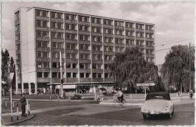 Leverkusen-Wiesdorf - Strandhochhaus 1957