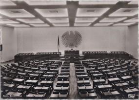 Bonn - Bundeshaus - Neuer Plenarsaal