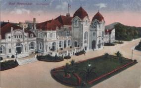 Bad Neuenahr - Kurtheater 1917
