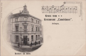 Solingen - Restaurant Tannhäuser
