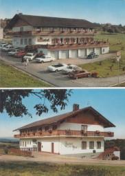 Bad König - Momart - im Naturpark Odenwald-Bergstraße - Gasthof-Pension zur Post