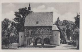 Lorsch-Bergstraße - Königshalle (Kloster) erbaut 774