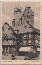 Diez-Lahn - Alter Markt 1938