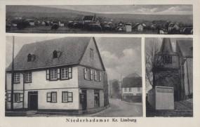 Niederhadamar - Kreis Limburg 1939