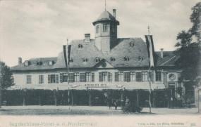 Jagdschloss-Hotel a. d. Niederwald