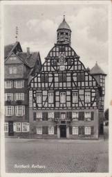 Butzbach - Rathaus 1936