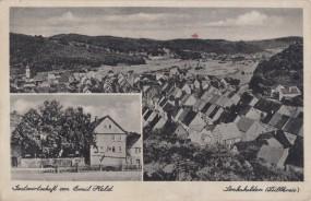 Sechshelden (Dillkreis) - Gastwirtschaft von Emil Held