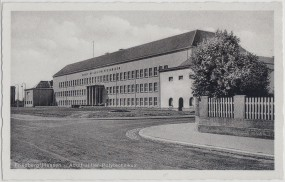 Friedberg - Hessen - Adolf-Hitler-Polytechnikum