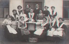 Weißkichen - Glanz-Platt-Kurs 1911