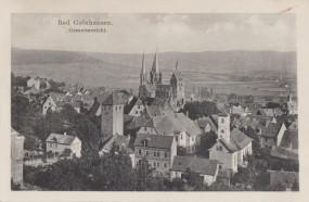 Bad Gelnhausen - Gesamtansicht 1934