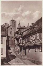 Gelnhausen - Alte Schmidtgasse