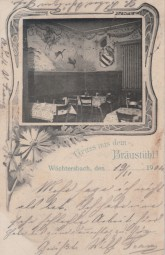 Wächtersbach - Bräustubl 1904
