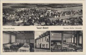 Saar-Hotel - Bickenfeld-Nahe - Bes. Walter Schneider