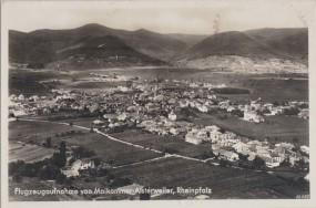 Flugzeugaufnahme von Maikammer-Alsterweiler - Rheinpfalz 1932