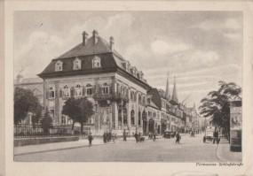 Pirmasens - Schloßsrtaße 1944