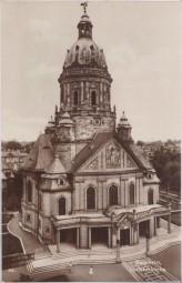 Mannheim - Christuskirche 1930