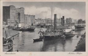 Mannheim - Mühlau Hafen 1930