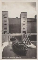 Mannheim - Neckarkanal-Schleuße 1930