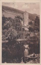 Wertheim a. M. - Partie an der Tauber