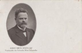 Albert Hirth - Stuttgart - Vorsitzender des Verbandes Württ. Industrieller 1912