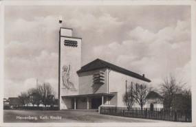 Herrenberg, Katholische Kirche, 1943