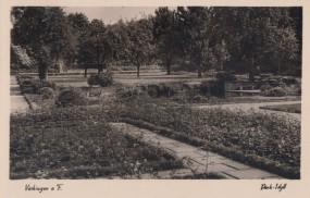 Vaihingen auf den Fildern, Park-Idyll, 1941