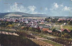 Stetten im Remstal, Totalansicht, 1917