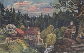 Welzheimer Wald, Klingenmühle 1927